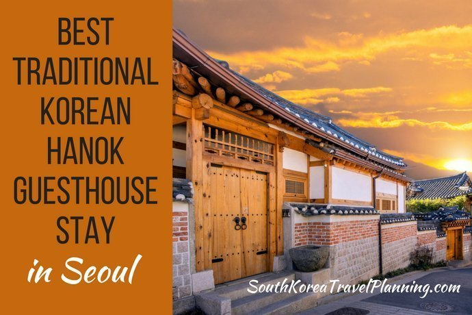 Best Traditional Korean Hanok Guesthouse Stay in Seoul