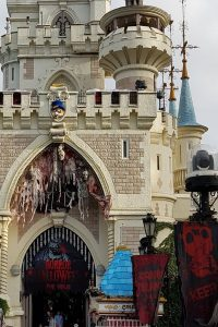 Lotte World - Halloween Theme